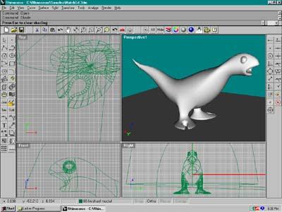 Rhinoceros 3D 4.0 Service Release 8 (2010)